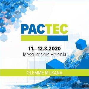 pyroll pactec pactec2020 messukeskus messut pakkaus helsinki pyrollgreen