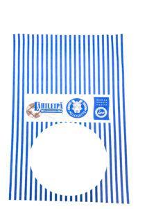 leipäpussi lähileipä paperipussi pussi pyroll pakkaus packaging bag