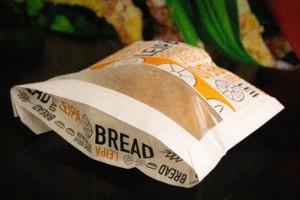 pyroll paperipussi pussi plastic-free paper bag muoviton leipäpussi