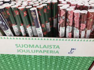 Hyvää Osta työtä Suomeen -päivää! Tänään 4.12. ostetaan vain suomalaista ja tietenkin pyritään tekemään siitä myös tapa. Ostamalla suomalaisia tuotteita ja palveluita, syntyy maahamme uusia työpaikkoja! Jos jokainen suomalainen panostaisi 10 € enemmän kuussa kotimaiseen, mahdollistaisi se vuositasolla 10 000 uutta työpaikkaa. Kortensa voi kantaa kekoon esimerkiksi suosimalla suomalaista joulupaperia. Lempäälässä valmistetun joulupaperin tunnistat Pyrollin logosta ja avainlippumerkistä. Kuoseissa on mistä valita!pyroll joulupaperi lahjapaperi ostatyötäsuomeen avainlippu avainlipputuote madeinfinland