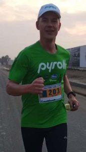 pyroll triple8quest marathon lankila run maraton half-marathon 8continents 8days running event