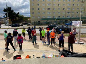 pyroll triple8quest marathon lankila run maraton half-marathon 8continents 8days running event punta arenas chile rakkulafani